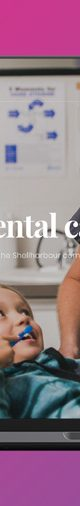 shellharbour dental web design